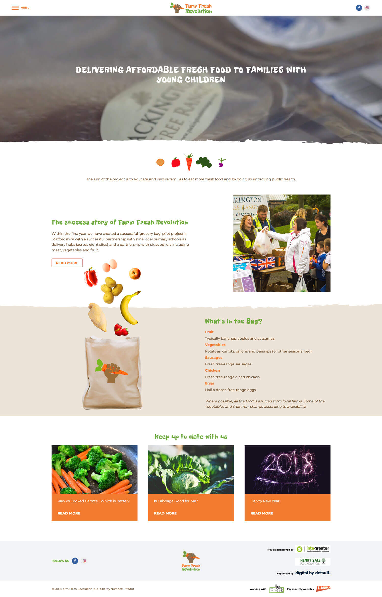 farm fresh website